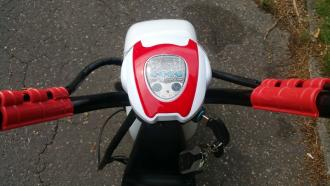 Electric HARLEY 13E  48V  30km/h  40km