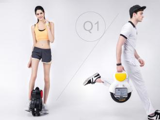 AirWheel Q1 White 260Wh