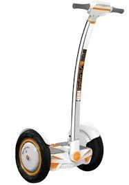 AirWheel S3T White-Orange 520Wh