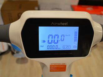 AirWheel S3 White-Blue 520Wh