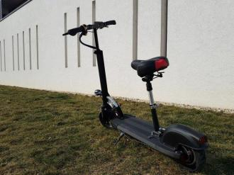 "Electric Scooter S12 10"" Lith. Bat. 25km/h 70km S2"