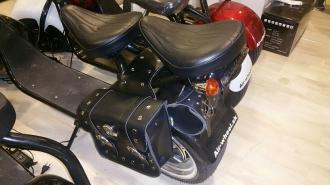 Electric HARLEY 32  60V electrons   15km/h  270km