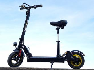 Electric Scooter TNE K42 Lith. Bat. 60km/h 110km 200kg