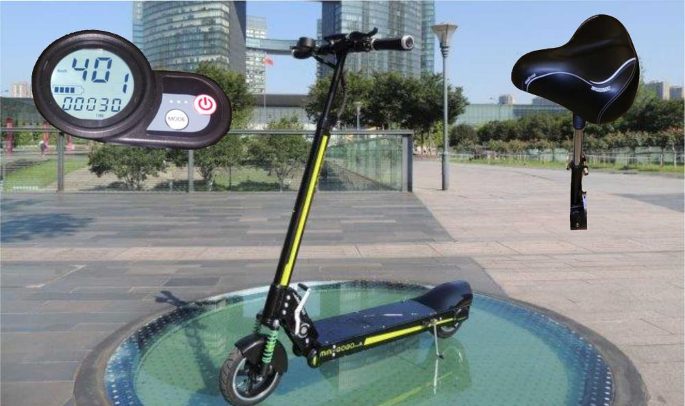 Electric Scooter GOGO K12 Lith. Bat. 25km/h 70km